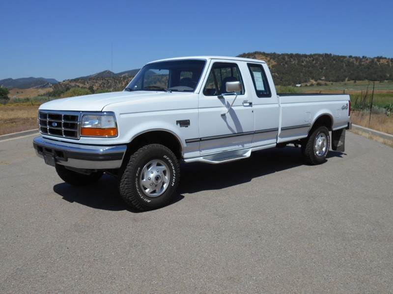 1996 ford f 250 xlt 2dr 4wd extended cab lb hd in durango for Sal s motor corral durango co