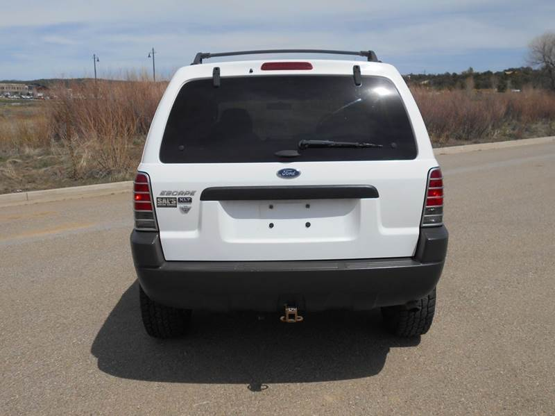 2004 Ford Escape XLT 4WD 4dr SUV - Durango CO