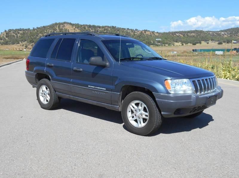 2003 jeep grand cherokee laredo 4dr 4wd suv in durango co for Sal s motor corral durango co