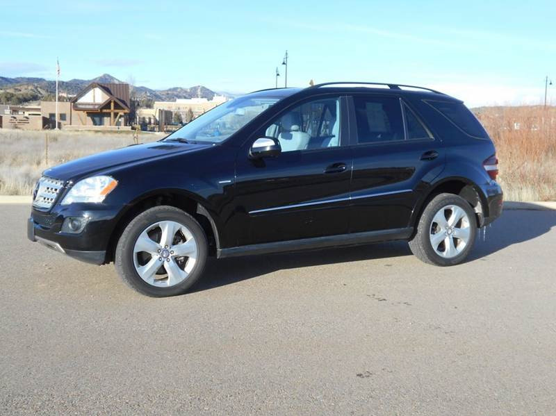 2009 mercedes benz m class awd ml320 bluetec 4matic 4dr for Mercedes benz bluetec suv
