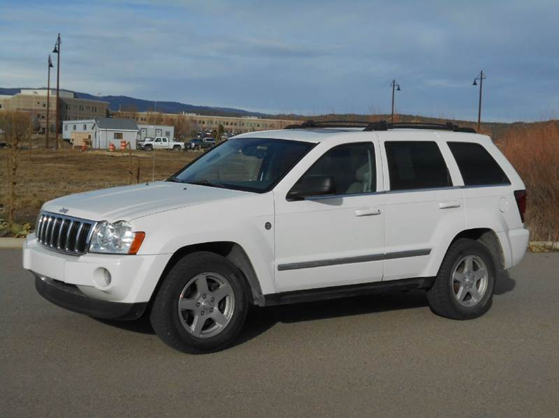 2006 jeep grand cherokee limited 4dr suv 4wd w front side for Sal s motor corral durango co