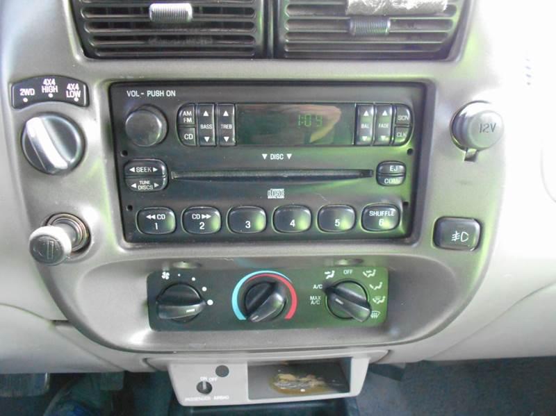 2001 Mazda B-Series Pickup 4dr Cab Plus 4 B4000 SE 4WD SB - Durango CO