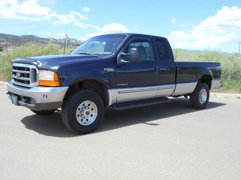 2000 ford f 250 super duty 4dr xlt 4wd extended cab lb in for Sal s motor corral durango co