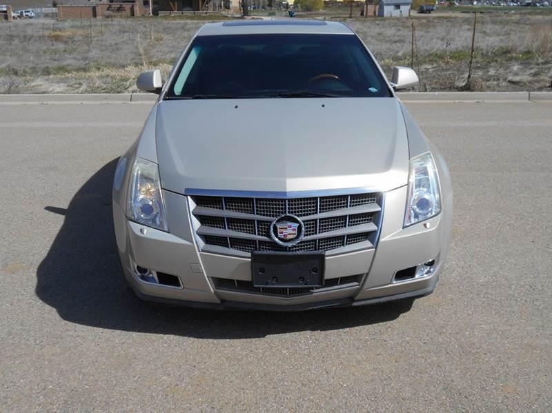 2008 Cadillac CTS AWD 3.6L V6 4dr Sedan - Durango CO