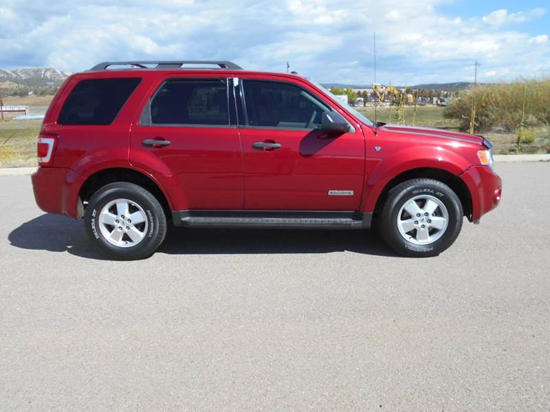 2008 ford escape xlt awd xlt 4dr suv v6 in durango co for Sal s motor corral durango co