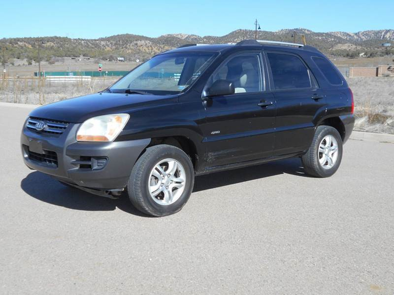 2006 kia sportage lx 4dr suv 4wd w v6 in durango co sal. Black Bedroom Furniture Sets. Home Design Ideas
