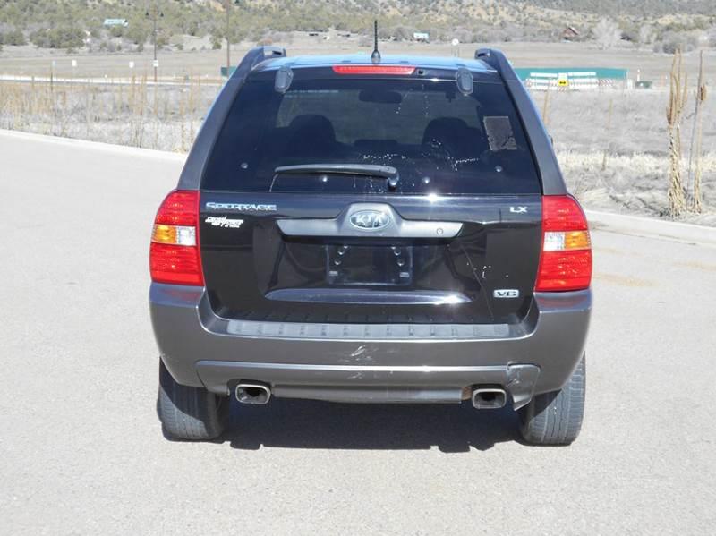 2006 Kia Sportage LX 4dr SUV 4WD w/V6 - Durango CO