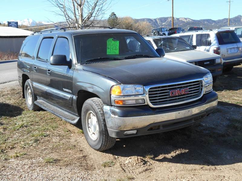 2003 Gmc Yukon Xl 4dr 1500 4wd Suv In Durango Co Sal 39 S Motor Corral