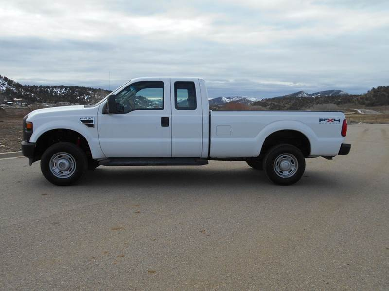 2010 ford f 250 super duty xl 4x4 4dr supercab 8 ft lb for Sal s motor corral durango co