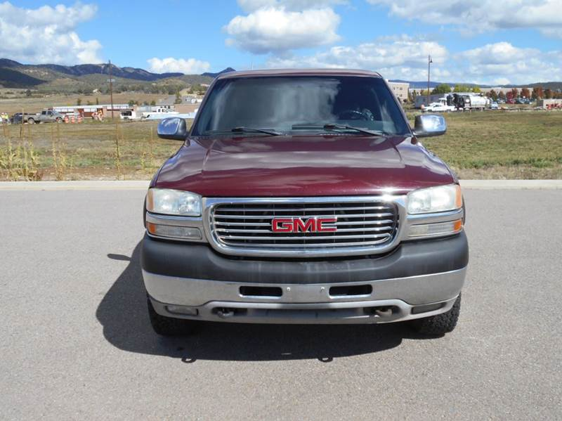 2001 gmc sierra 2500hd sle 4dr extended cab 4wd sb in for Sal s motor corral durango co