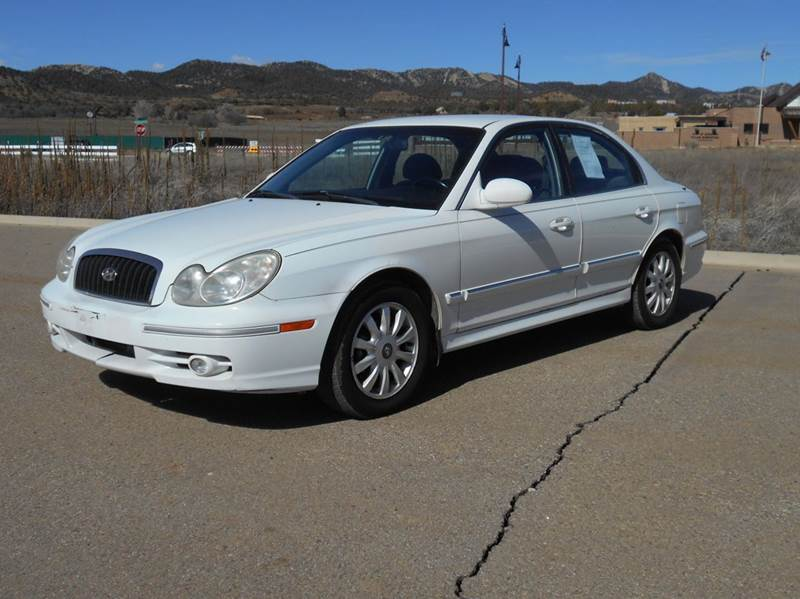 2003 Hyundai Sonata GLS 4dr Sedan - Durango CO