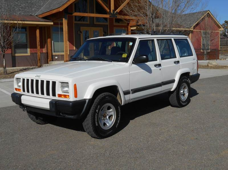 2001 jeep cherokee 4dr sport 4wd suv in durango co sal 39 s for Sal s motor corral durango co