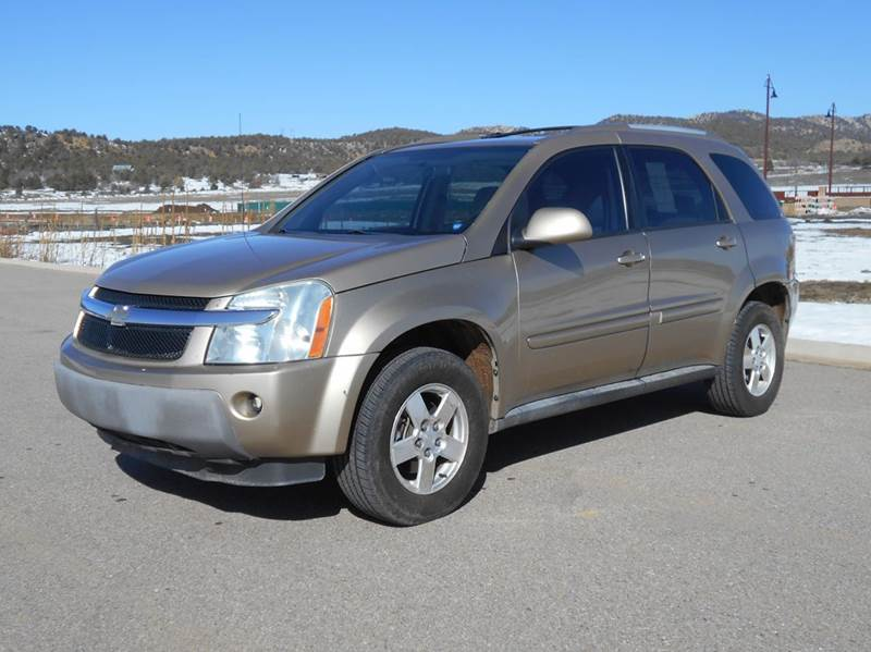 2006 chevrolet equinox lt awd 4dr suv in durango co sal. Black Bedroom Furniture Sets. Home Design Ideas