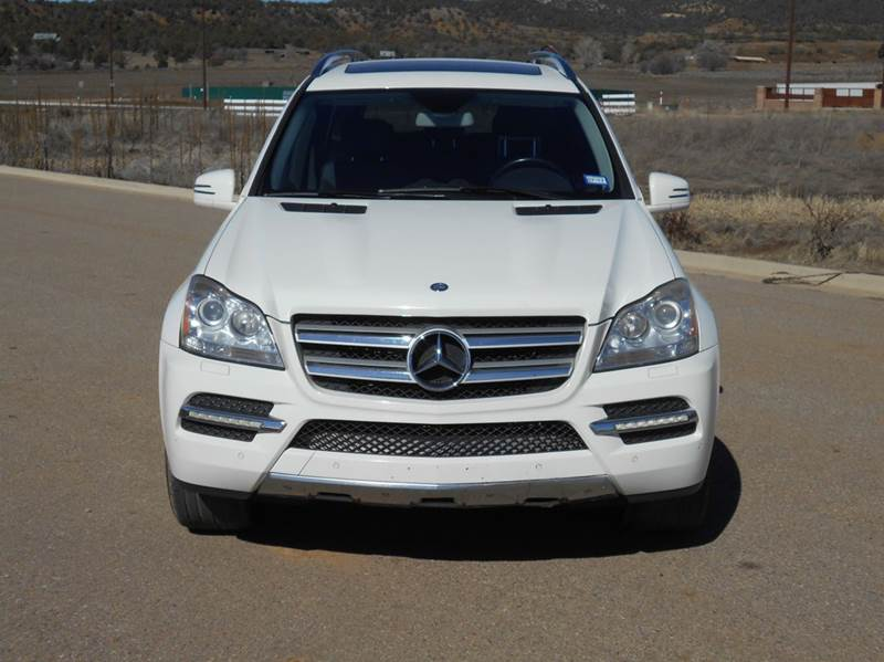 2012 mercedes benz gl class awd gl 450 4matic 4dr suv in for Sal s motor corral durango co