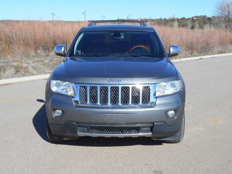 2011 Jeep Grand Cherokee Overland 4x4 4dr SUV - Durango CO