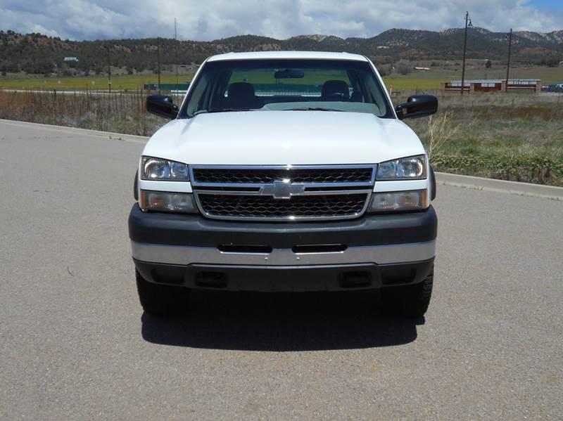 2007 Chevrolet Silverado 2500HD Classic LS 4dr Crew Cab 4WD LB - Durango CO