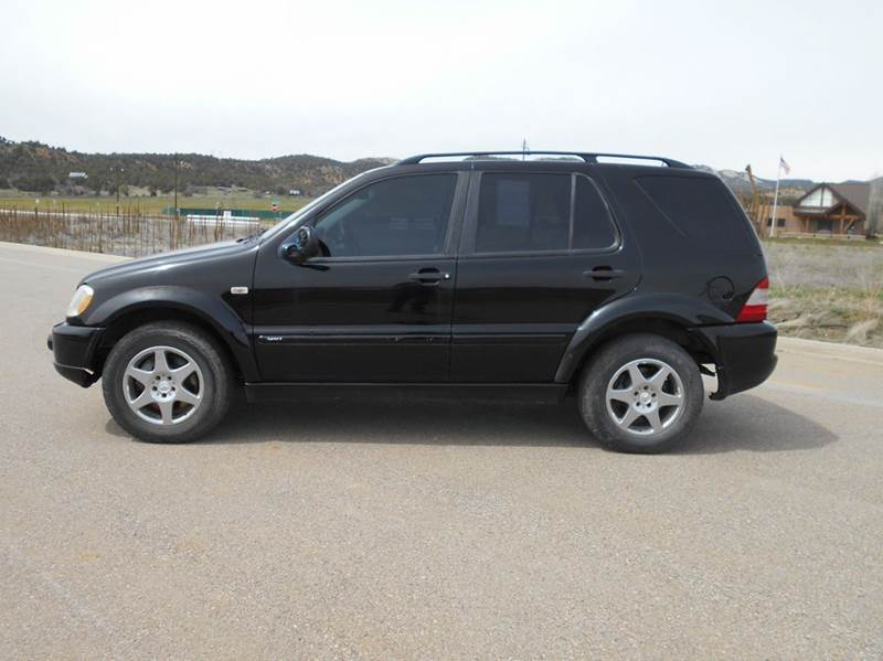2001 Mercedes-Benz M-Class ML430 AWD 4MATIC 4dr SUV - Durango CO