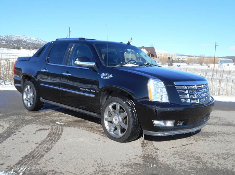 2010 cadillac escalade ext premium awd 4dr pickup in for Sal s motor corral durango co