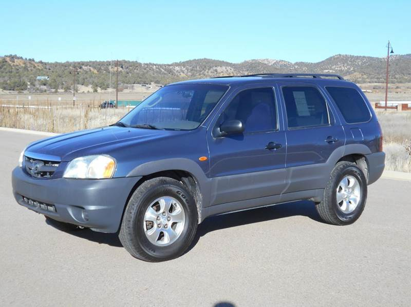 2001 mazda tribute dx v6 4wd 4dr suv in durango co sal 39 s