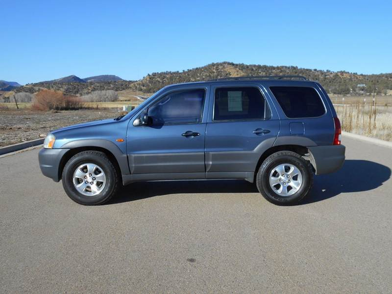 2001 mazda tribute dx v6 4wd 4dr suv in durango co sal 39 s. Black Bedroom Furniture Sets. Home Design Ideas