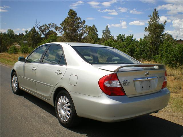 2003 Toyota Camry LE - Durango CO