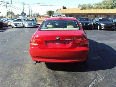 2007 Bmw 3 Series 328xi Awd 2dr Coupe In Fairfield Oh Mo Auto Sales