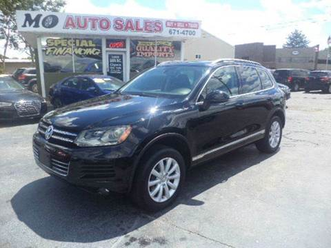 2011 Volkswagen Touareg for sale in Fairfield, OH