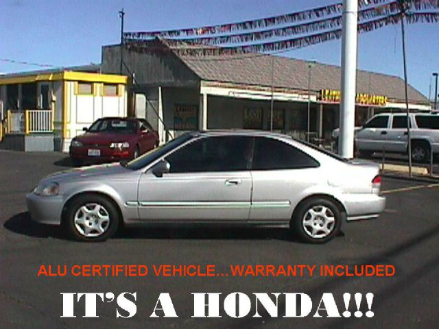 1999 Honda Civic for sale in Las Vegas NV