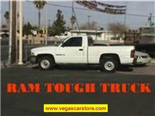 1999 dodge ram pickup 1500 reg cab short bed 2wd in las vegas nv car store. Black Bedroom Furniture Sets. Home Design Ideas