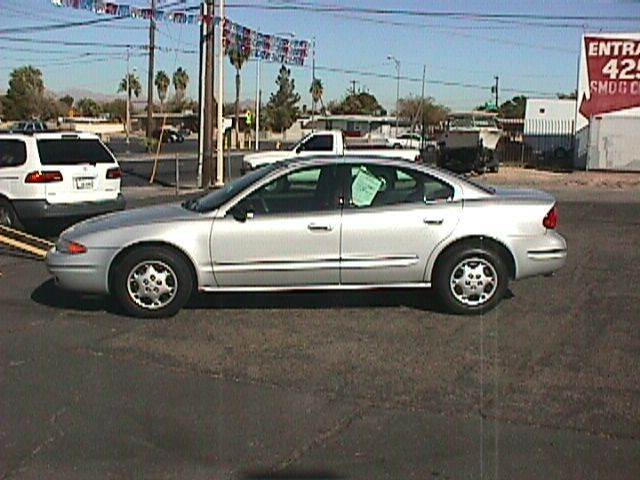 2004 Oldsmobile Alero