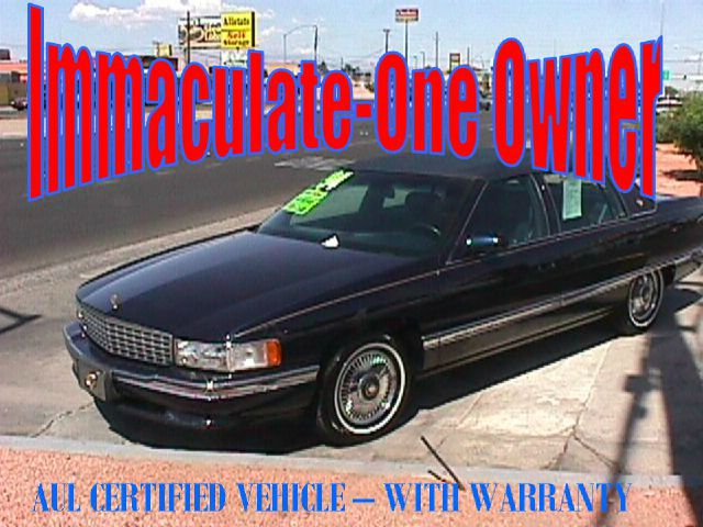 1994 cadillac deville for sale in las vegas nv for Selective motor cars miami