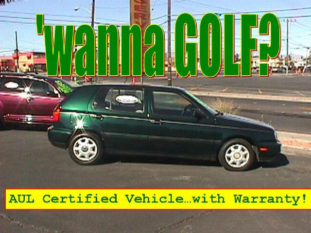 1998 Volkswagen Golf