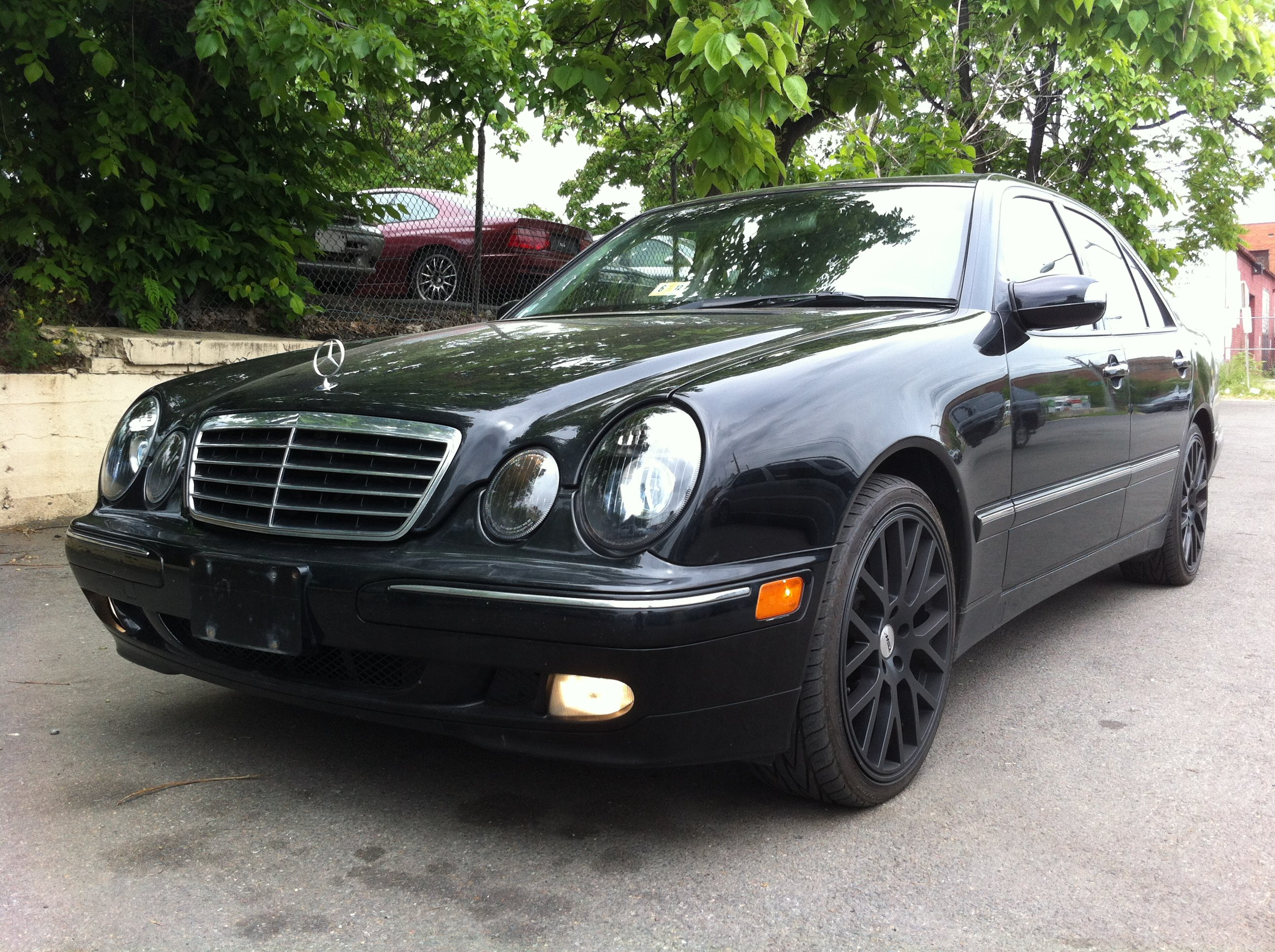 2002 mercedes benz e class e320 4dr sedan in washington dc