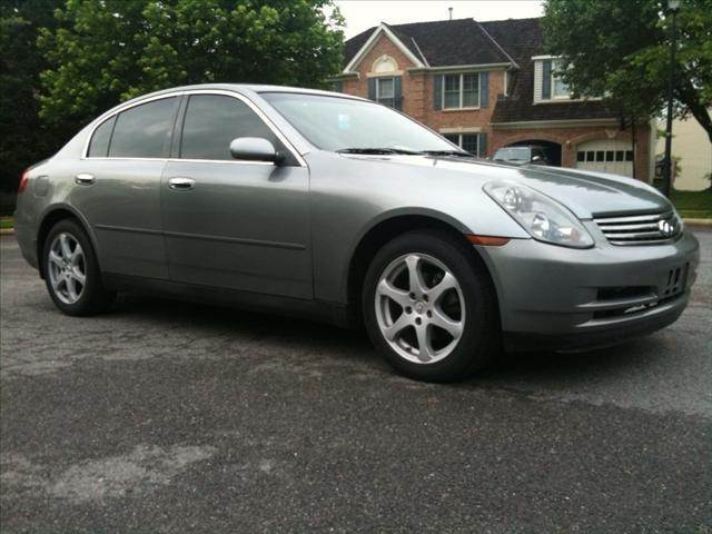 2004 infiniti g35 awd 4dr sedan w leather in washington dc. Black Bedroom Furniture Sets. Home Design Ideas