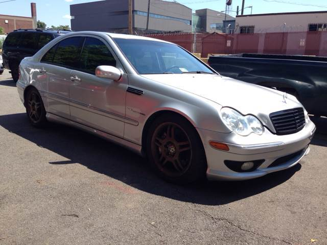 2002 mercedes benz c class c32 amg 4dr sedan in washington. Black Bedroom Furniture Sets. Home Design Ideas