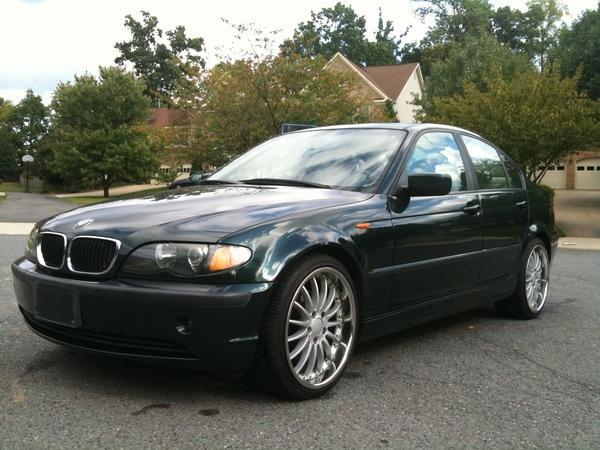 2002 bmw 3 series 325i 4dr sedan in washington dc momen inc. Black Bedroom Furniture Sets. Home Design Ideas