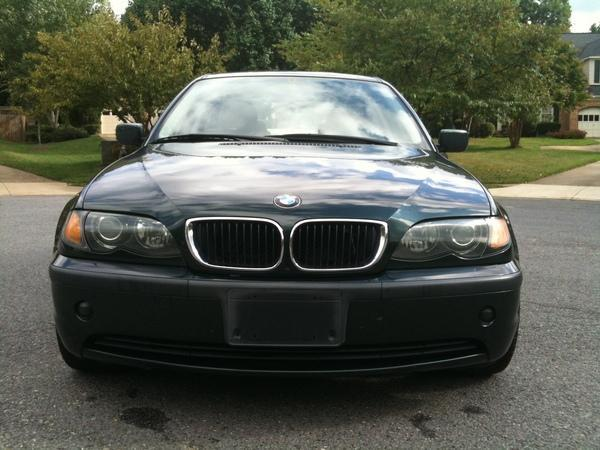 2002 bmw 3 series 325i 4dr sedan in washington dc elite. Black Bedroom Furniture Sets. Home Design Ideas