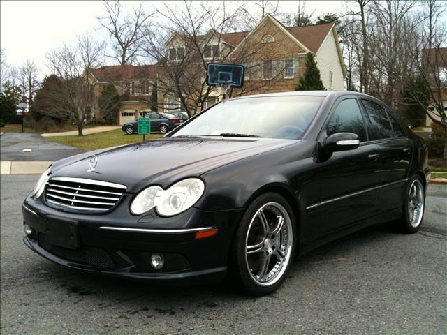 2005 mercedes benz c class c55 amg 4dr sedan in washington dc elite motors. Black Bedroom Furniture Sets. Home Design Ideas