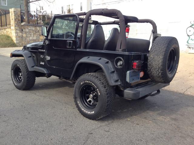 2000 jeep wrangler se in washington dc elite motors. Black Bedroom Furniture Sets. Home Design Ideas