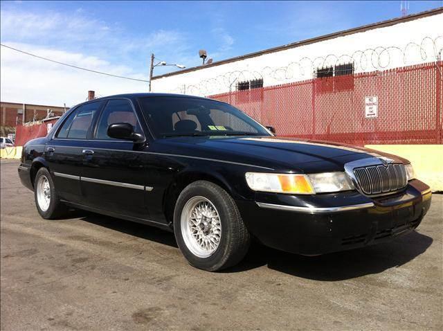 2000 mercury grand marquis ls 4dr sedan in washington dc elite motors. Black Bedroom Furniture Sets. Home Design Ideas
