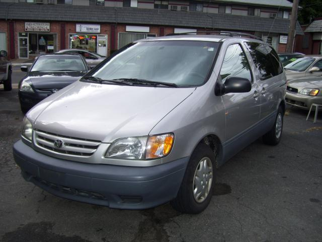 Used 2002 Toyota Sienna for sale Carsforsale
