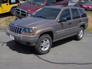 2002 Jeep Grand Cherokee for sale in Waterbury, CT