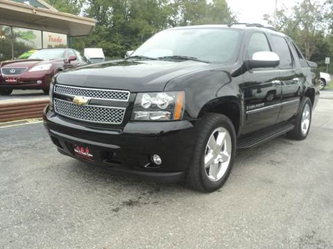 2009 Chevrolet Avalanche for sale in Platte City, MO