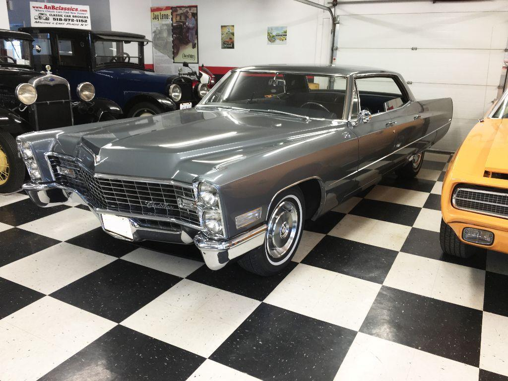 1967 cadillac deville sold in malone ny anb classic cars. Black Bedroom Furniture Sets. Home Design Ideas