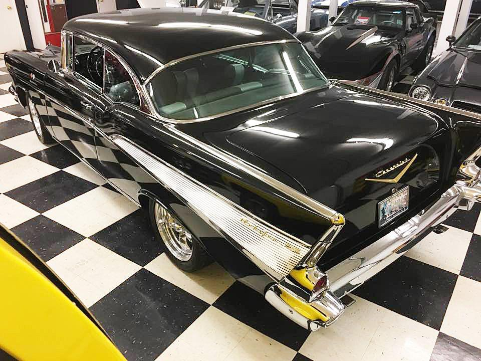 1957 Chevrolet Bel Air 4SPD 2DR HDTP - Malone NY
