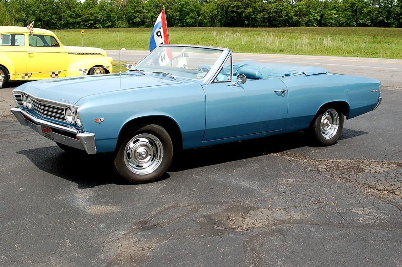 1967 Chevrolet Chevelle CONVERTIBLE - Malone NY