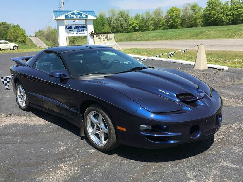 2000 pontiac trans am ws6 ram air in malone ny anb classic cars. Black Bedroom Furniture Sets. Home Design Ideas