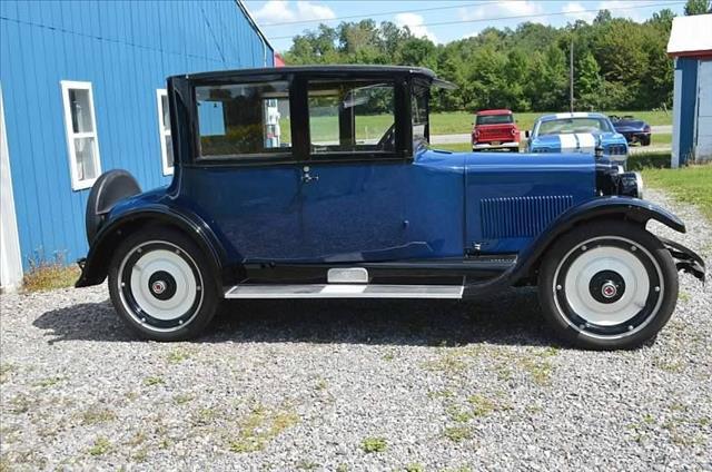 1923 RICKENBACKER B6 COUPE RARE FIND - Malone NY