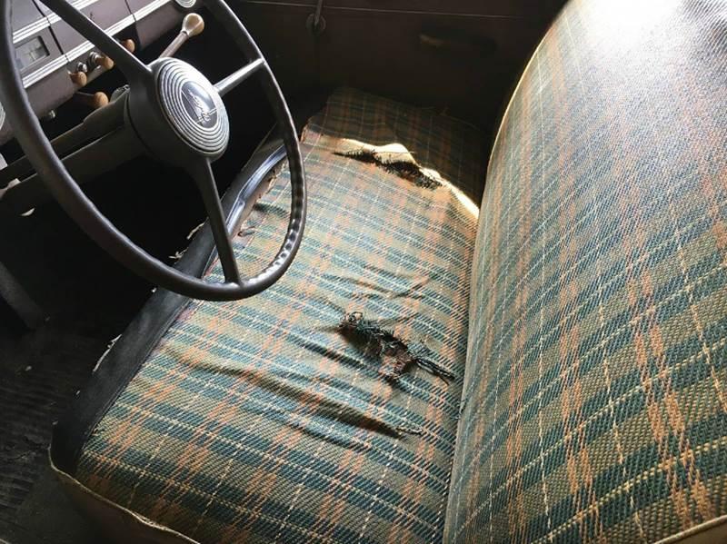 1940 Packard 110  - Malone NY