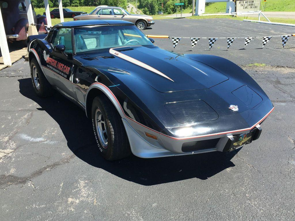 1978 Chevrolet Corvette L82 INDY PACE CAR - Malone NY